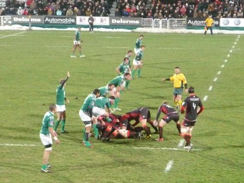 Rugby: qui c'est les plus forts? Evidemment c'est... le LOU!