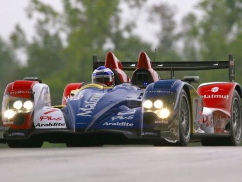 Le Lyonnais Didier Andr, s'élancera de la 10e place sur la grille samedi à 15h pour les 24h du Mans