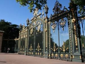 Le Parc de la Tête d'Or fermé