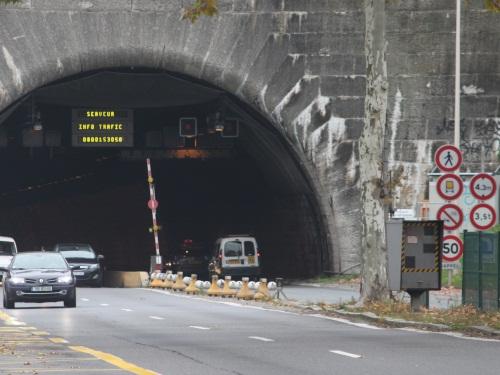 Le Tunnel de la Croix-Rousse a rouvert mercredi matin à 8h