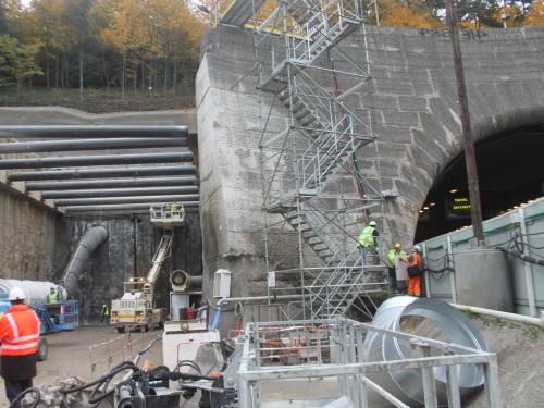 Le Tunnel de la Croix-Rousse devrait de nouveau être fermé ce mardi