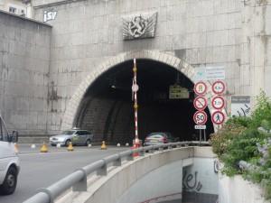 Le Tunnel de la Croix-Rousse est fermé ce samedi