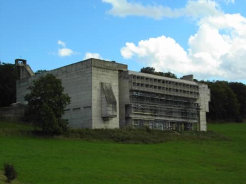 Le couvent d'Eveux sera-t-il inscrit au patrimoine mondial de l'Unesco ?