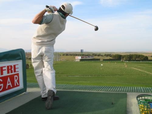 Le golf investit la ville