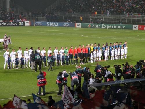 Le match OL-Real Madrid a fait un carton mardi sur Canal+