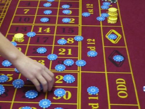 Le poker à l'honneur à Lyon