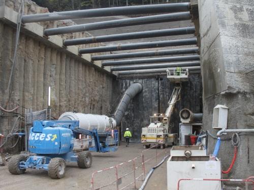 Le tunnel de la Croix-Rousse fermera vendredi de 14h à 15h30