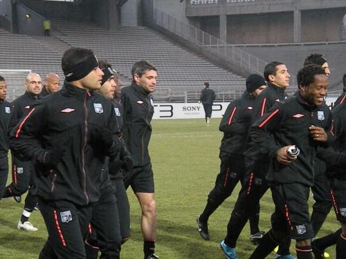 Les Lyonnais attendus à Munich mardi matin