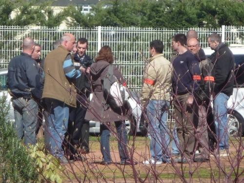 Les effectifs de la Bac de Grenoble obligés de quitter leur ville