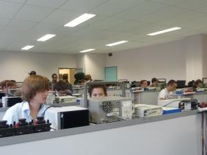 Les professeurs du collège Henri Barbusse de Vaulx-en-Velin reprennent le travail