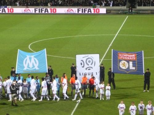 Ligue 1: le choc des Olympiques