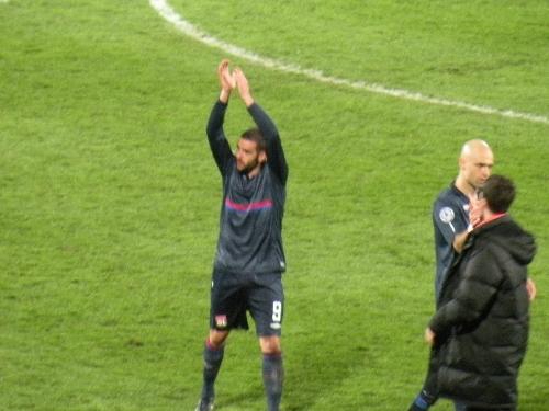 Lisandro e Cissokho forfaits pour Lyon - Nice