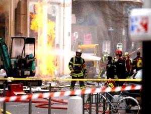 Loire: une explosion fait 2 morts