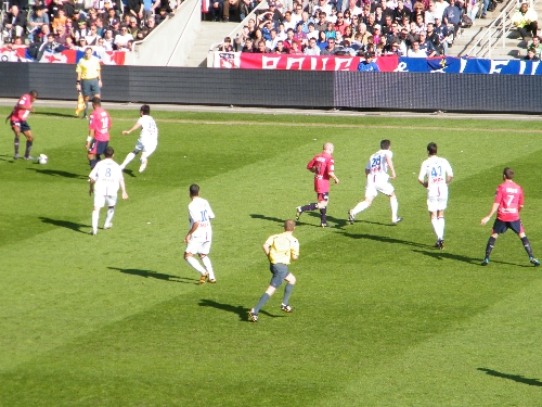 Lyon - Lille : 3-1