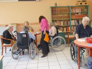 Lyon: les aveugles ont une nouvelle maison