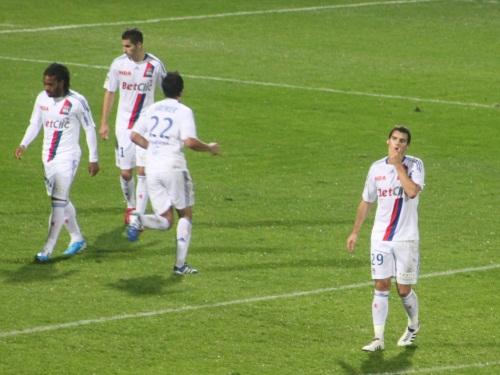 Lyon recule, Marseille grignote et Lille mène le bal