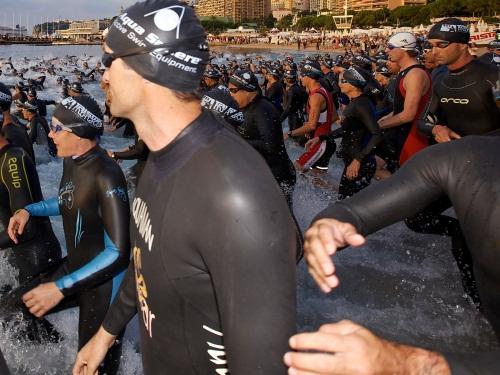 Lyon retrouve son triathlon