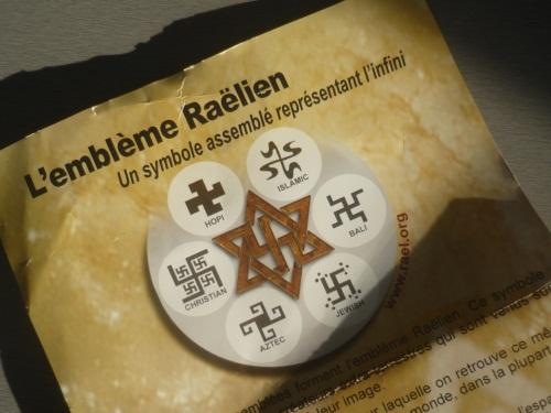 Lyon: une manifestation pour... la croix gammée
