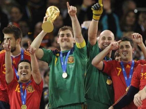 Mondial : L'Espagne décroche sa première étoile