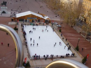 Montplaisir-Lumière s'offre une patinoire