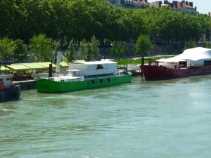 Navigation interrompue sur le Rhône à partir de lundi