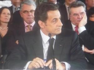 Nicolas Sarkozy nomme un nouveau préfet de l'Isère