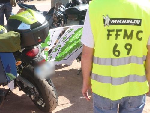 Nouveau rassemblement des motards en colère