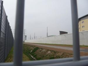 Nouveaux jets d'objet dans la prison de Corbas le week-end dernier