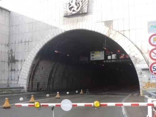 Nouvelle fermeture du Tunnel de la Croix Rousse ce soir pour travaux