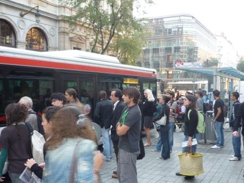 Les transports perturbés par la nouvelle journée de grève
