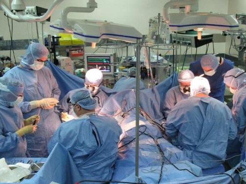 Nouvelle plateforme de chirurgie ambulatoire à l'hôpital Edouard-Herriot