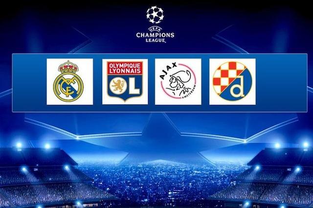 L'OL retrouve Madrid en Ligue des Champions !