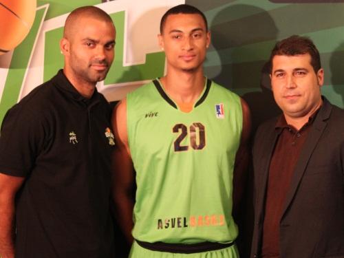 On connaît le maillot de l'ASVEL 2011-2012