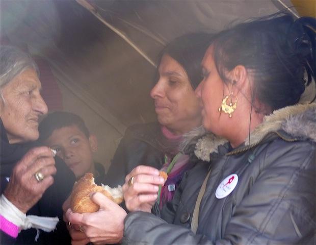 Les Roms de la Feyssine connaîtront leur sort le 12 septembre