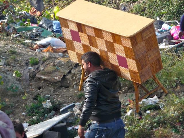Vers l'expulsion cette semaine de plusieurs familles Roms à Villeurbanne