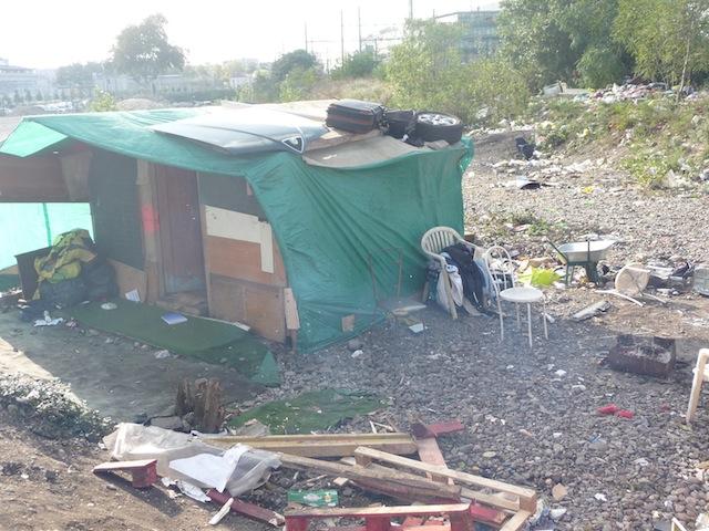 Deux squats évacués à St Fons jeudi matin