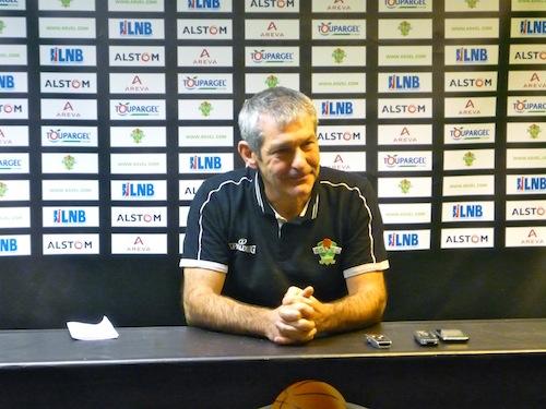 Pierre Grall officiellement licencié de l'ASVEL