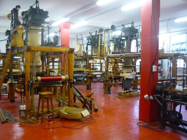 La plus ancienne soierie lyonnaise reprend ses quartiers à la Croix Rousse