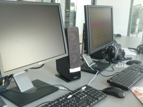 Panne d'informatique au lycée professionnel du bâtiment de Bron