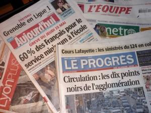 Pas de journaux nationaux dans vos kiosques pour la 2e journée consécutive