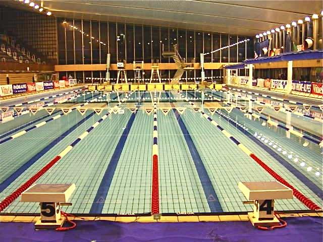Les piscines lyonnaises ont connu leur record d'affluence