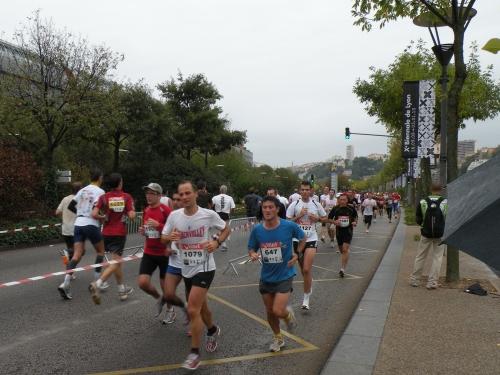 Près de 5 000 coureurs en piste pour  la 4e édition du Lyon Urban Trail