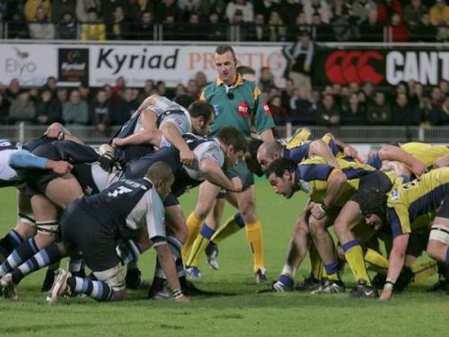 Rugby : Clermont – Toulon à Saint-Etienne