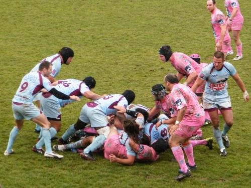Rugby : Soulagement pour le CSBJ