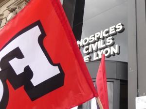 Six agents de sécurité incendie de Lyon-Sud refusent d'être muté dans un autre établissement de l'agglomération lyonnaise