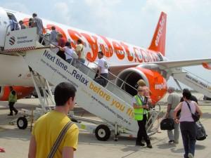 Six nouvelles destinations avec EasyJet depuis Saint-Exupéry