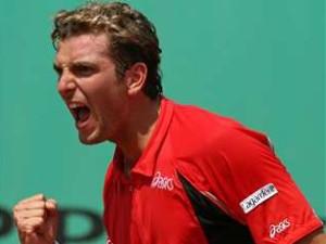 Tennis: Benneteau et la France en demi-finale