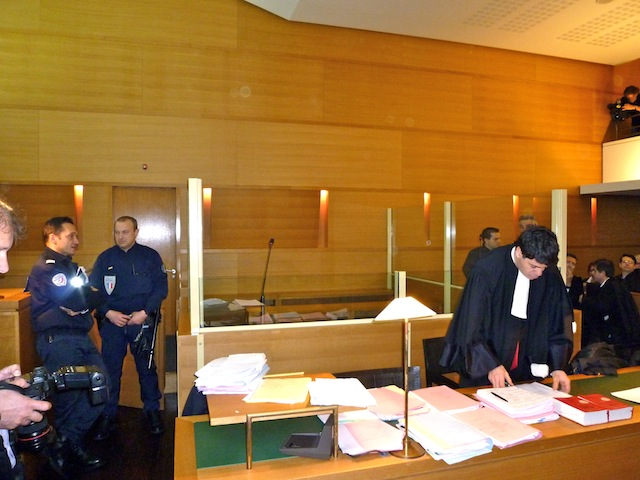 Toni Musulin jugé mardi en appel à Lyon