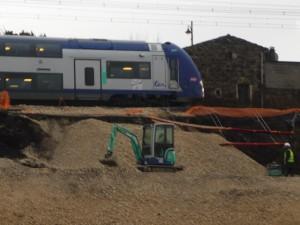 Très peu de trains en ce moment entre Lyon et Bourg-en-Bresse