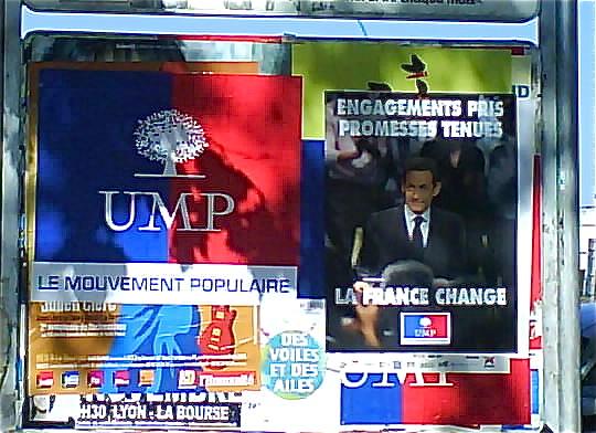 Nouveau siège de l'UMP du Rhône : pas inauguré, déjà vandalisé !